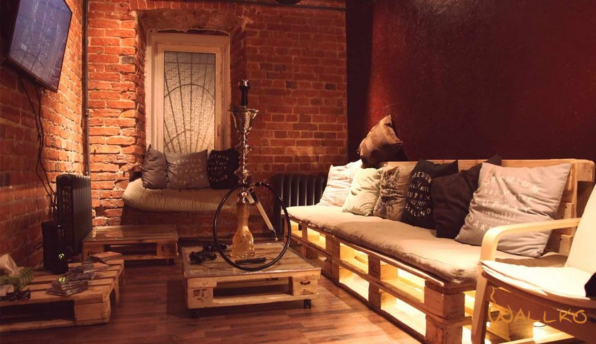 Кальянная Chinсhillin Lounge