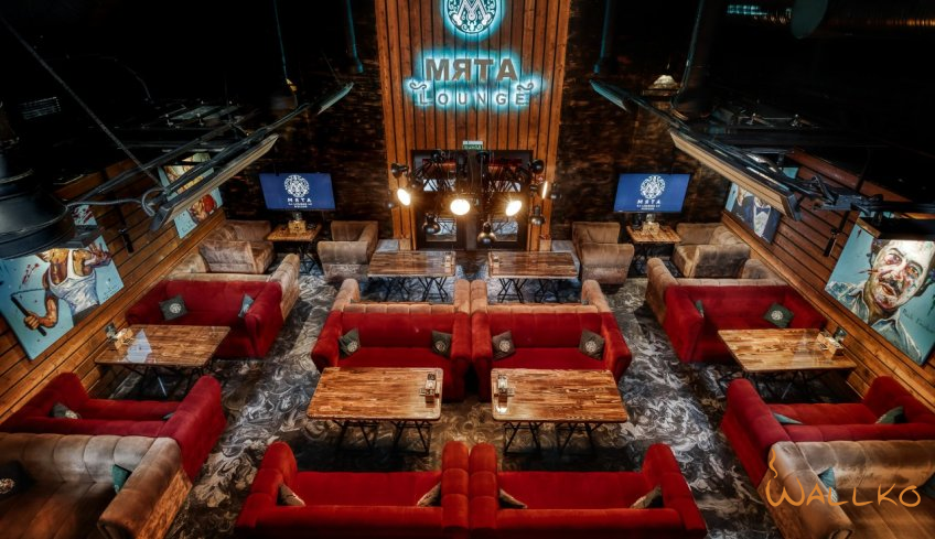 Кальянная Мята Lounge на проспекте Академика Сахарова