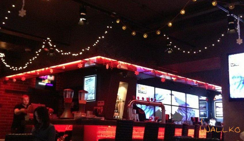 Кальянная Bar BQ Cafe