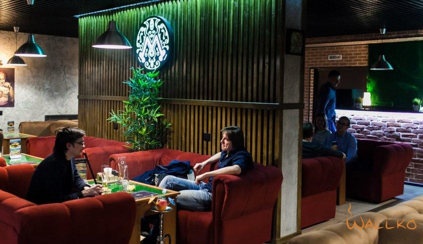 Кальянная Мята Lounge Новокузнецкая