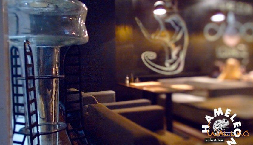Кальянная Hameleon Lounge