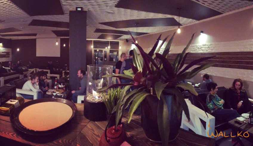 Кальянная Plamya Lounge