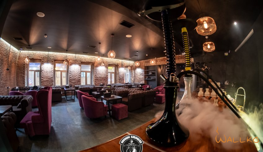 Кальянная Hookah Smokers Lounge