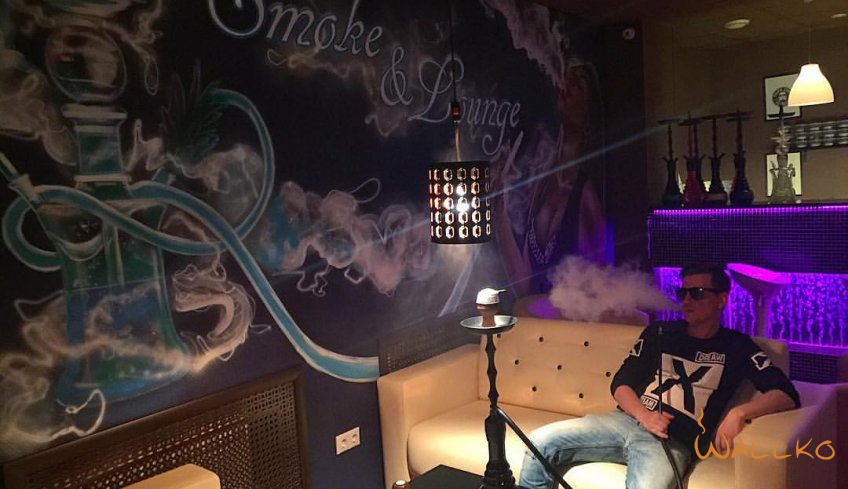 Кальянная Smoke and Lounge