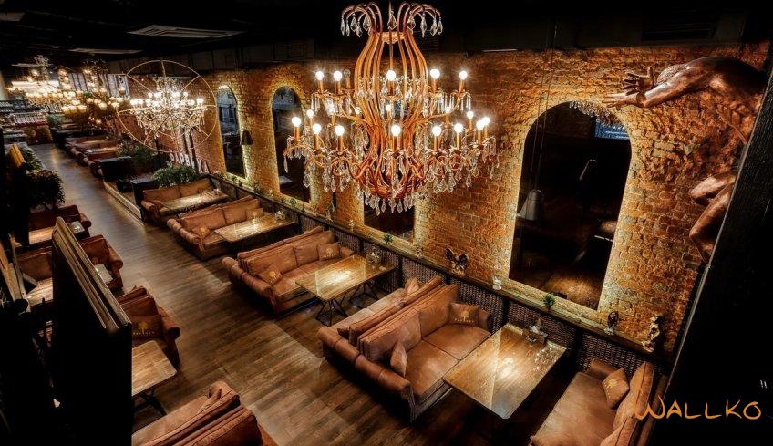 Кальянная Барвиха Lounge Киевская