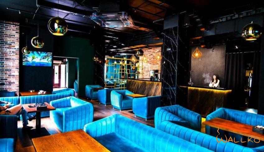 Кальянная Мята Lounge Римская