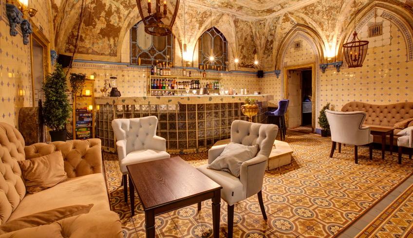 Кальянная Terma lounge в Театральном проезде