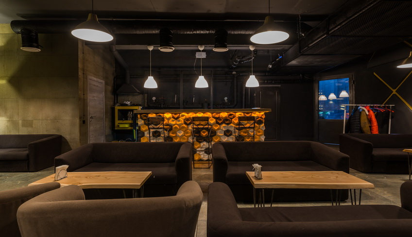Кальянная Scarface Lounge на Красноармейской улице