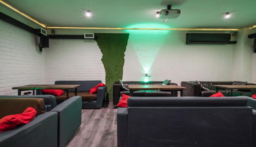 Кальянная Turtle lounge на метро Бауманская