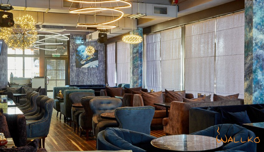 Кальянная MOON Lounge