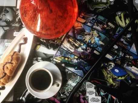 Кальянная Comics Loft