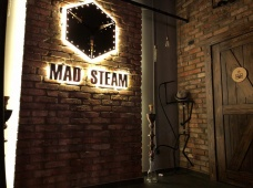 Mad Steam