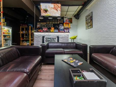 Кальянная Lounge Bar Среди Своих