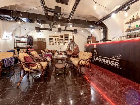 Кальянная Тайм-кафе Гостиная на метро Гостиный двор