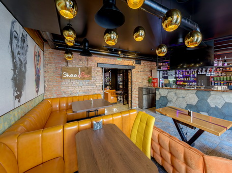 Кальянная SheeBar Lounge на Благодатной улице
