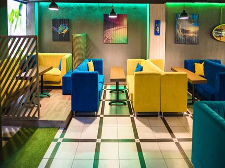 Кальянная Fiji Lounge на метро Красносельская
