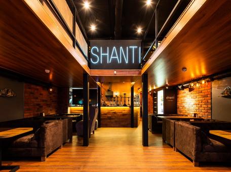 Кальянная Shanti lounge на проспекте Косыгина