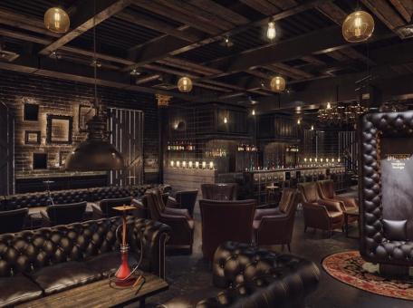 Кальянная Tangiers Lounge