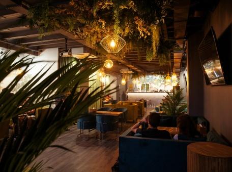 Кальянная Остров Lounge