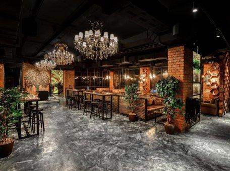 Кальянная Барвиха Lounge Домодедово